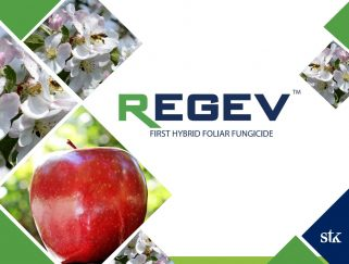 REGEV™ Hybrid Fungicide Now Available in Serbia For Apple Scab