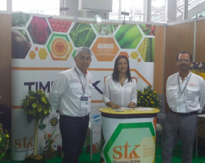Stockton Colombia succesful Expo Agrofuturo 2015