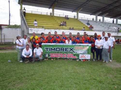 Stockton to Sponsor Young Soccer Team Club Amigos del Espinal in Colombia