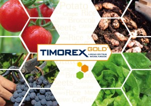 The Stockton Group's Timorex Gold Biofungicide Approved for Use in Macedonia