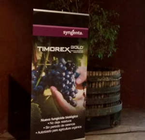 The Stockton Group and Syngenta Launch Timorex Gold Biofungicide in Argentina