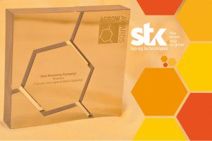 Stockton Wins Best Marketing Campaign At AGROW Awards 2015