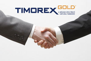 The Stockton Group and Engage Agro Corporation Sign Exclusive Distribution Agreement for Timorex Gold Biofungicide