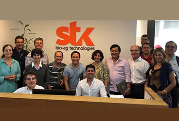 STK Hosts Banana Grower Delegation from Brazil